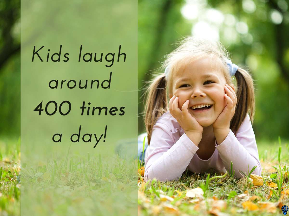 Laughter Shows A Child&#    ;s Best Smile